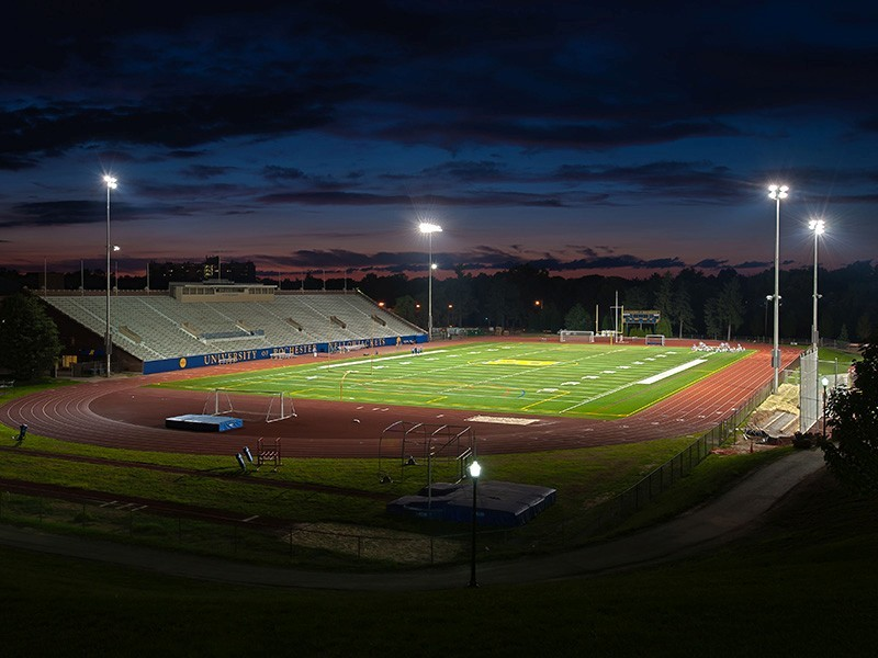 Edwin Fauver Stadium - Facilities - University of Rochester Athletics